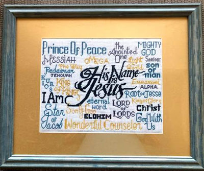 His Name is Jesus - Free chart with Newsletter sign up title=