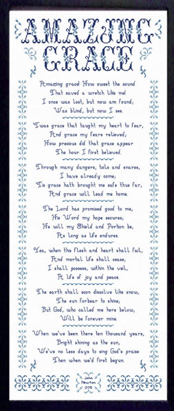 Amazing Grace beloved hymn