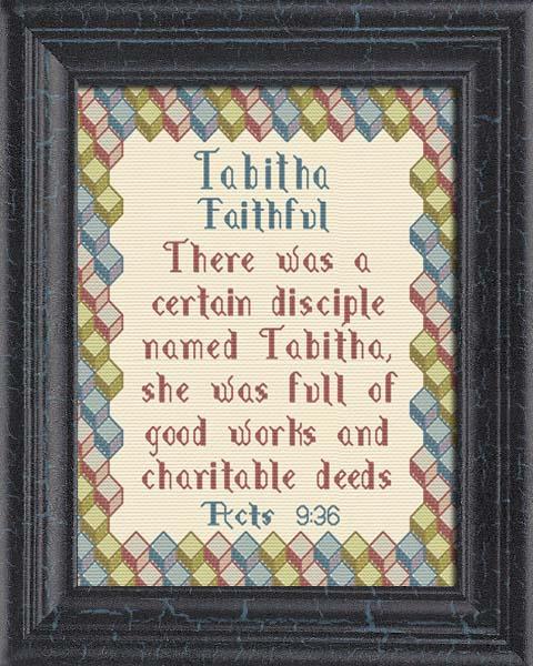 name blessings - tabitha
